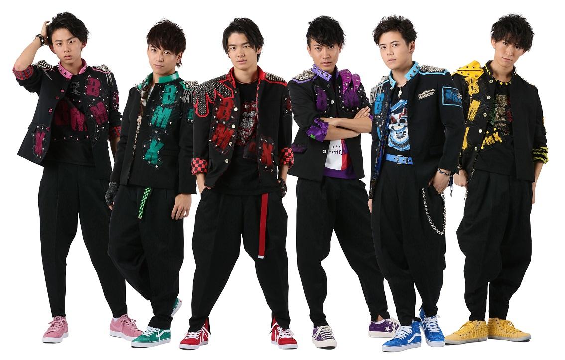 BOYS AND MEN研究生