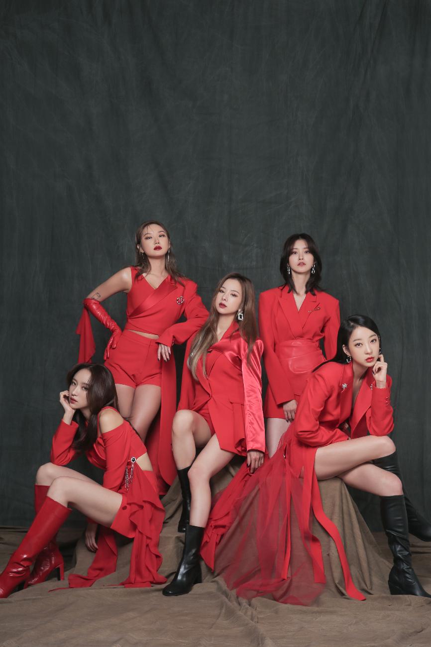 EXID│【延期公演】EXID 2020 Japan Live Tour【BGFY】