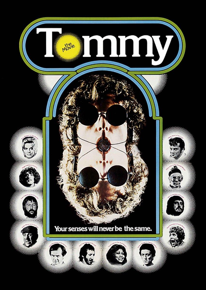 【中止】ザ・フー映画『トミー』キネマ最響上映