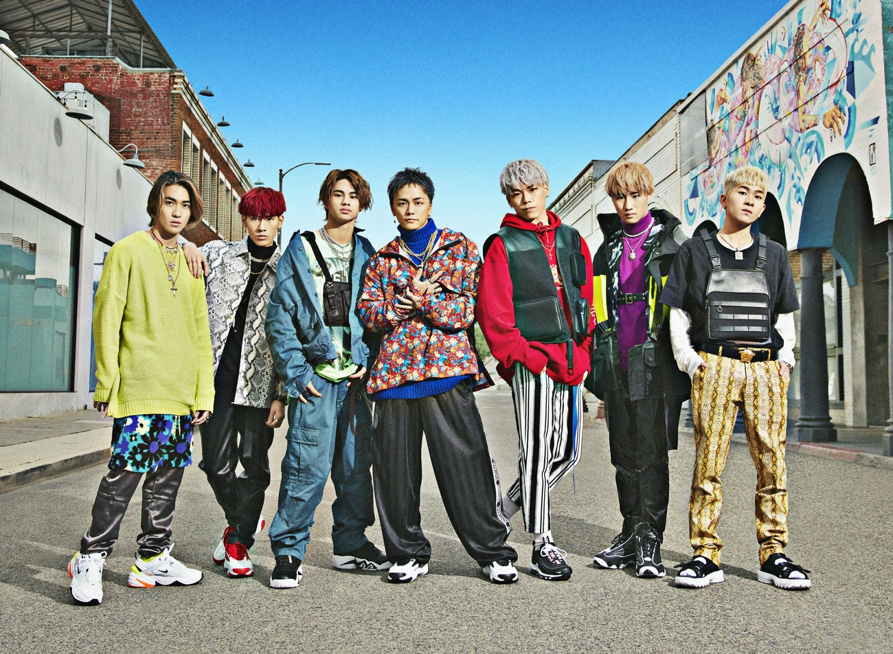 BALLISTIK BOYZ from EXILE TRIBE /  THE BEAT GARDEN / Da-iCE / D.Y.T / まるりとりゅうが / SUPER★DRAGON  MC:SWAY from DOBERMAN INFINITY