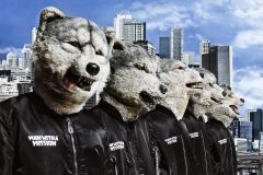 MAN WITH A MISSION│MAN WITH A MISSION presents「ONE WISH TOUR」