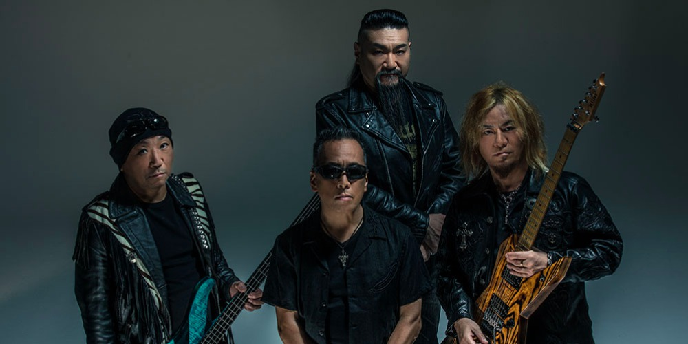 "LOUDNESS│""LOUDNESS World Tour 2019-2020 THANK YOU FOR ALL Chapter 4 LIVE in JAPAN"""