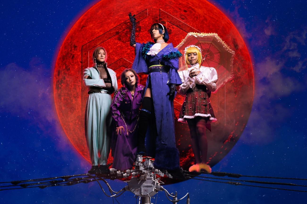 女王蜂│女王蜂 蜂月蜂日八周年記念単独公演 「第八」
