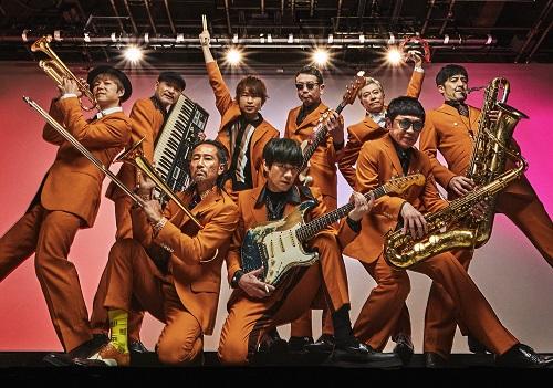 東京スカパラダイスオーケストラ GUEST:マキシマム ザ ホルモン