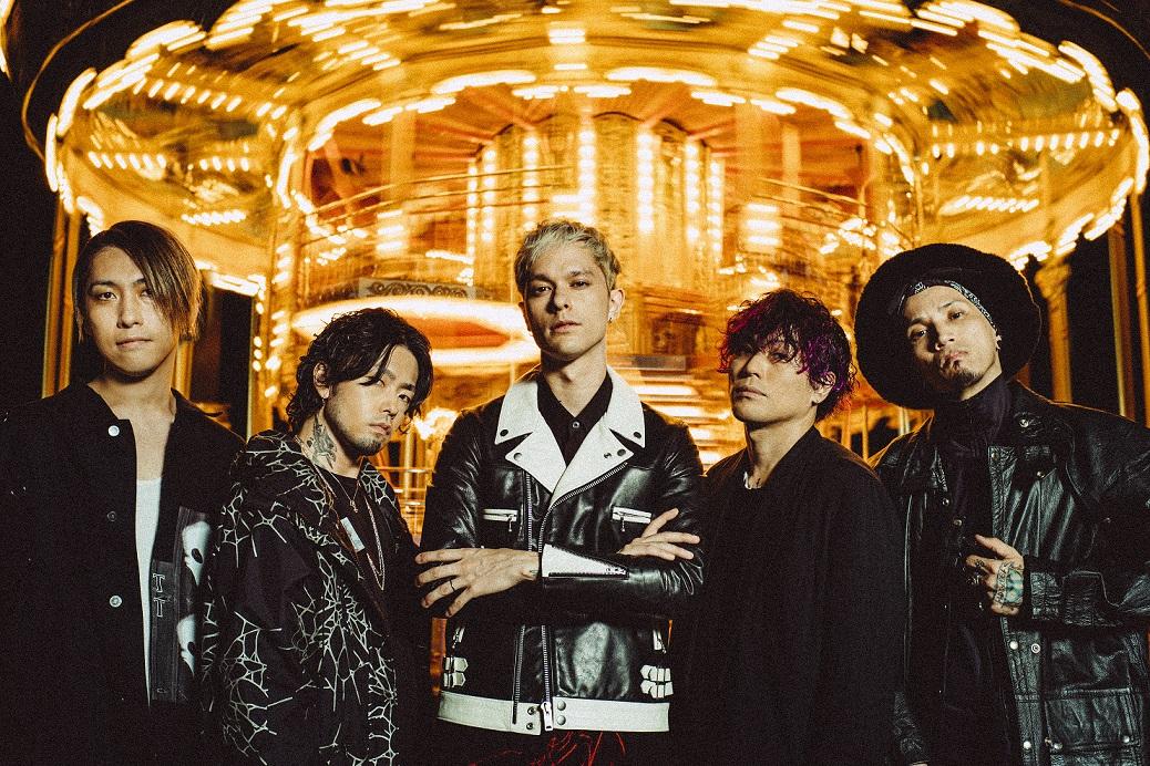 """coldrain│""""PARADISE""""JAPAN TOUR 2021"""
