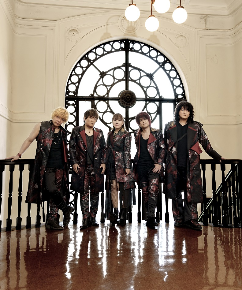 JAM Project│「GET OVER -JAM PROJECT THE LIVE-」