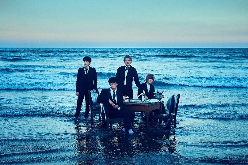 BLUE ENCOUNT│BLUE ENCOUNT 〜Q.E.D:INITIALIZE〜